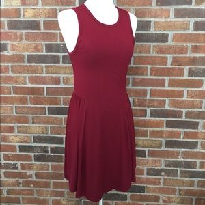 Hollister Dresses - Hollister Sleeveless Fit and Flare Dress